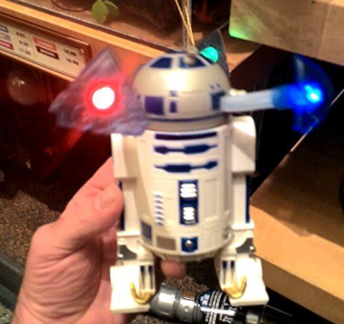 Disney Star Wars R2D2 Sound Effect Light Chaser  Disney Parks Exclusive  Limited Availabilty *** Check out the image by visiting the link.