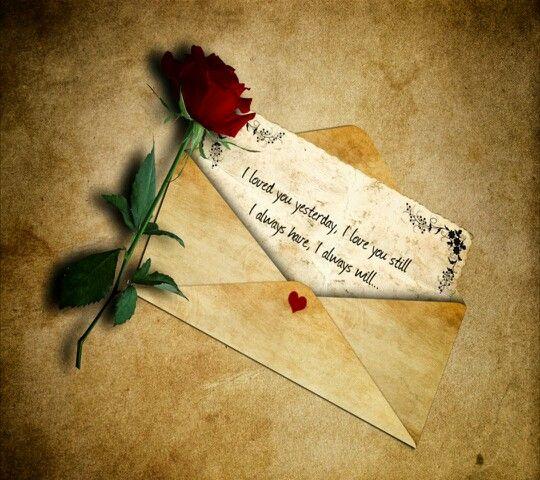 valentine single roses