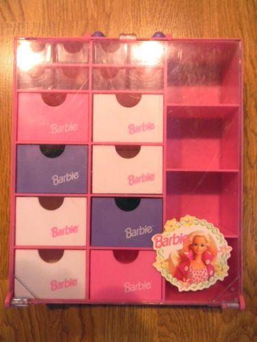 1993 Mattel Only 1 Vintage Barbie Storage Clothes Closet