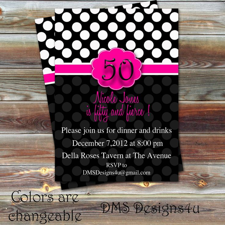 18 best Invitations images on Pinterest Birthdays, 75th birthday - birthday invitation model