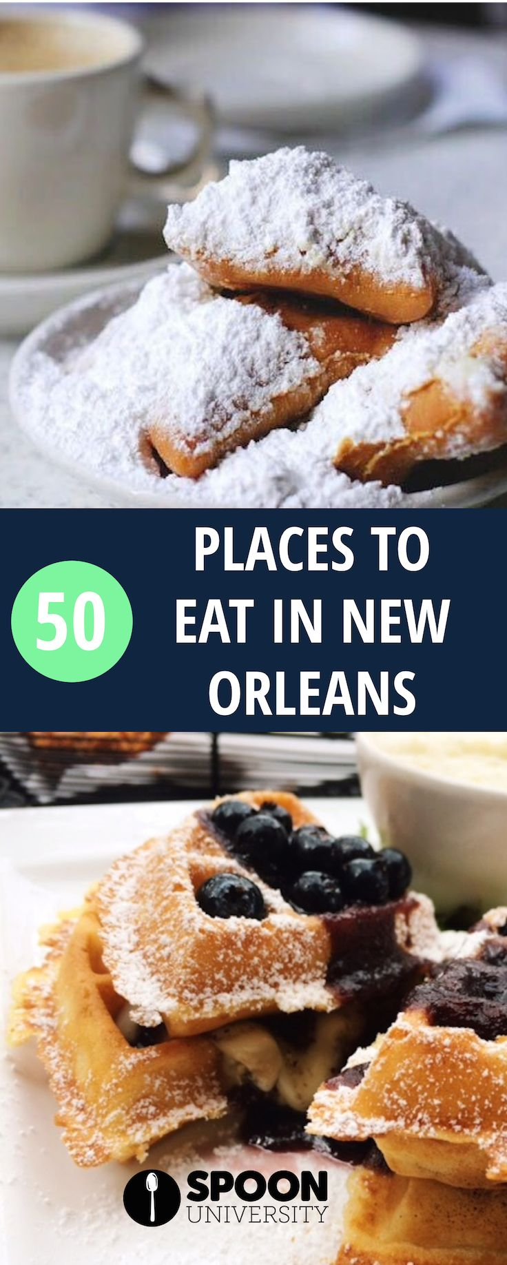 To eat in New Orleans is to experience the most vibrant and unique culture within our nation's borders.
