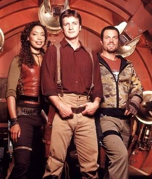 firefly tv show | ... tv shows that were cancelled too soon firefly series will very likely
