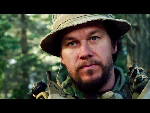 ▶ Lone Survivor - Official Trailer (2013) [HD] Mark Wahlberg - YouTube Again...same with Mark Wahlberg-I love him!