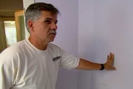 Learn how to patch plaster with This Old House general contractor Tom Silva. | thisoldhouse.com