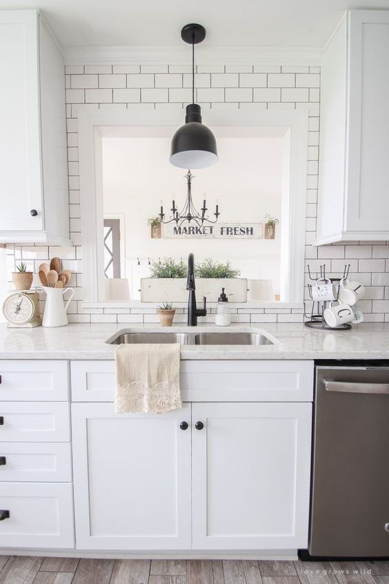 Comfy #kitchen decor Stylish Home Interior Ideas | For the Home ...