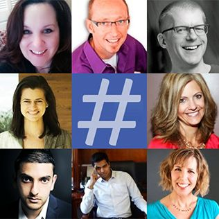 Here's great information on how to use #hashtags on #Facebook. #ILoveToBeSelling