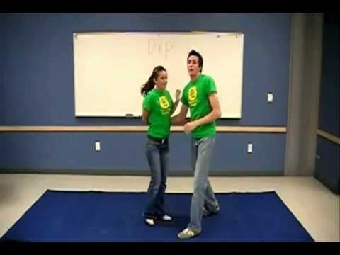 how to do a dip dance