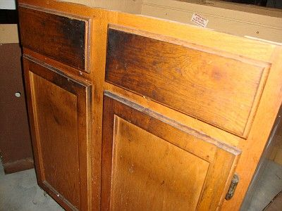 Oak Cabinets Covered With Grease And Dirt Cleaning Tips