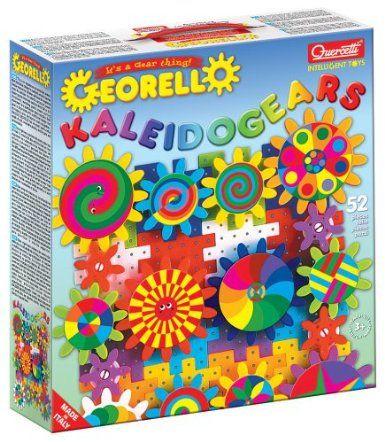 Georello Kaleidogears 55pc: Amazon.co.uk: Toys & Games