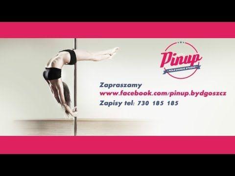 Pinup - pole dance Bydgoszcz, fitness, taniec na rurze