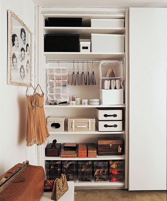 28 ideias para organizar sua casa - Casa