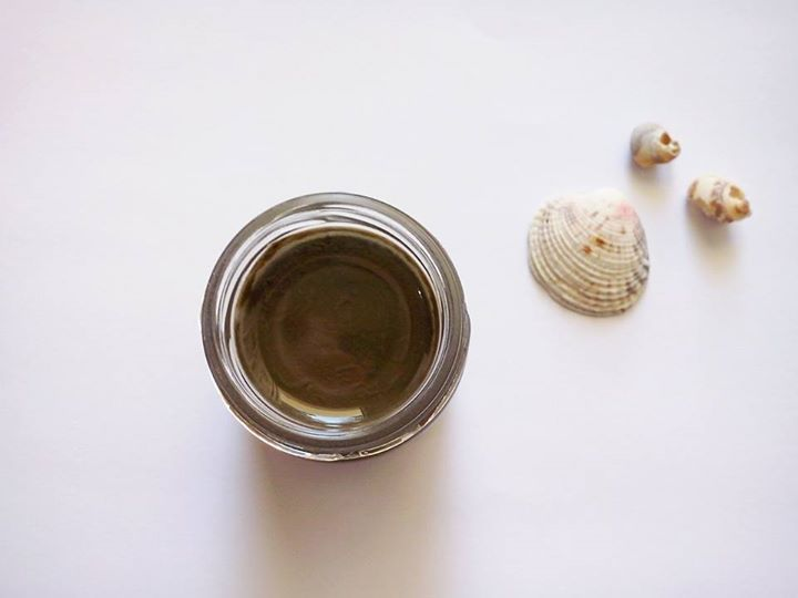 #apeiranthos #natural #cosmetics #handmade #product #clay #green