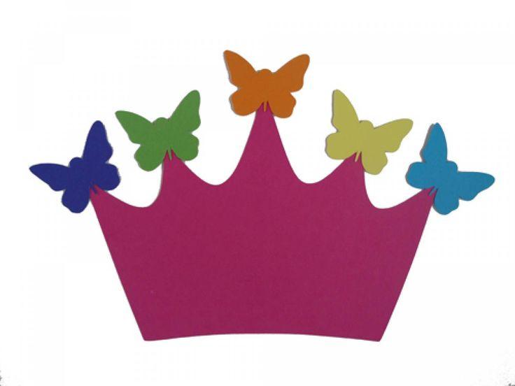 """Kroon """"vlinder"""""""