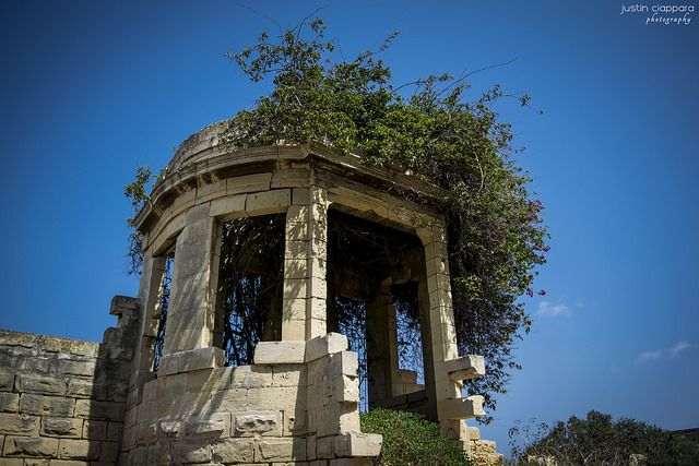 Abandoned Villa in Marsaxlokk - Villa Sans Souci