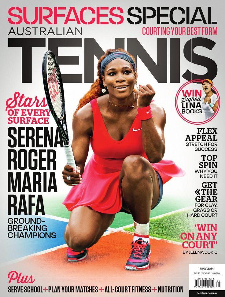 #ClippedOnIssuu from Australian Tennis Magazine - May 2014