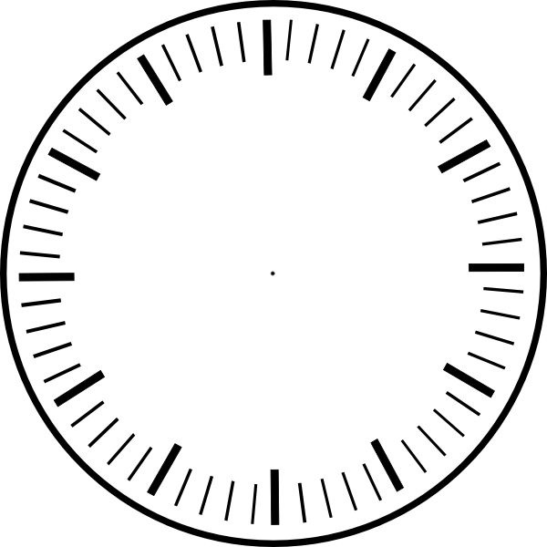 ideas about Clock Face Printable on Pinterest | Clock faces, Clock ...