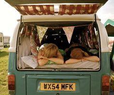 combi volkswagen 70 beach style interior - Recherche Google