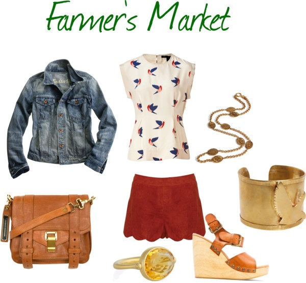 Farmer's Market, created by courtney-cason-hathaway on Polyvore