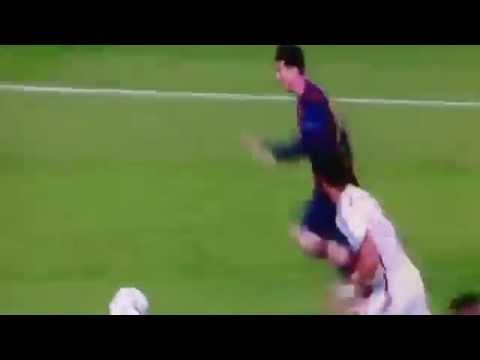Messi scores 2nd goal Barcelona 2-0 bayern Munich 06/05/15 HDl - YouTube