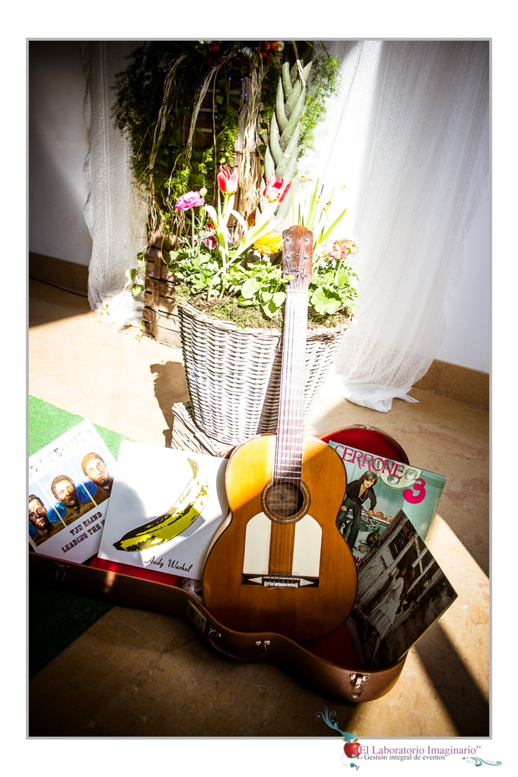 """Fotos de ulalalau y Rafa hueso para la boda hippie de """"el laboratorio imaginario"""""""
