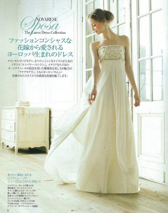 #NOVARESE #25ansウエディング #wedding #dress #flower #wedding dress #ノバレーゼ #ウエディング #ウエディングドレス #temperleylondon #テンパリー・ロンドン #