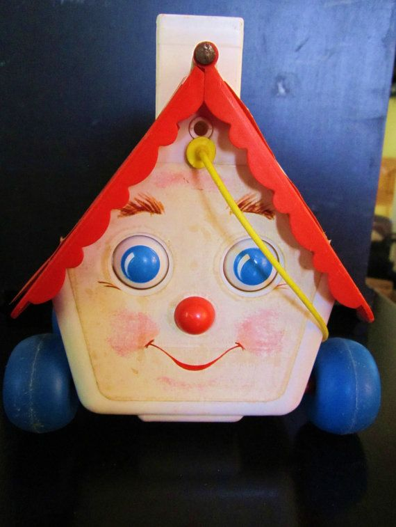 vintage fisher price collectables