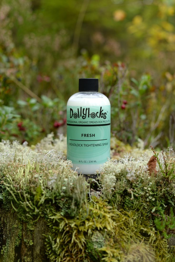 """Are you looking to get fresh dreadlocks? Here we have Dollylocks fresh tightning spray that will help your dreadlocks to become fresh any tighter. Our customer say this about this product:   """"My locks get a real Healthcare with Dollylocks tightening spray. My friends want me to come closer so they can have a share of the fragrance from my dreads."""""""