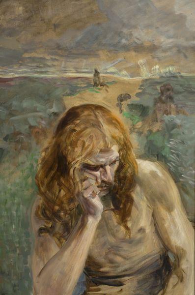 Święty Jan Chrzciciel - Jacek Malczewski