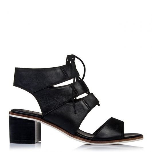 EMBER lace up sandals. #jomercershoes #shopnow #ss15 #heels