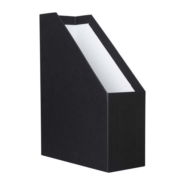 Garner Range Dossiers En Carton Noir Boite De Rangement Carton Noir Rangement Noir