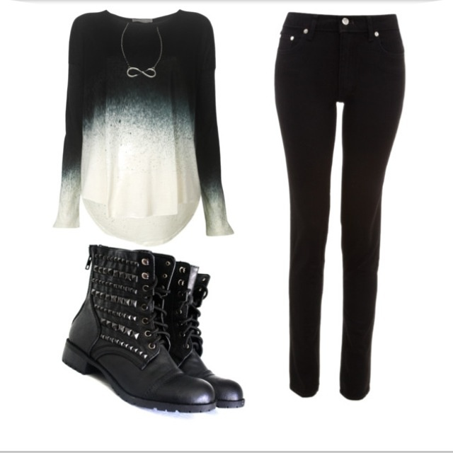 Rock Rebel. Polyvore | Rock Rebel | Pinterest | Polyvore ...