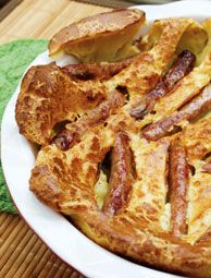 toad in the hole | Pork | Pinterest