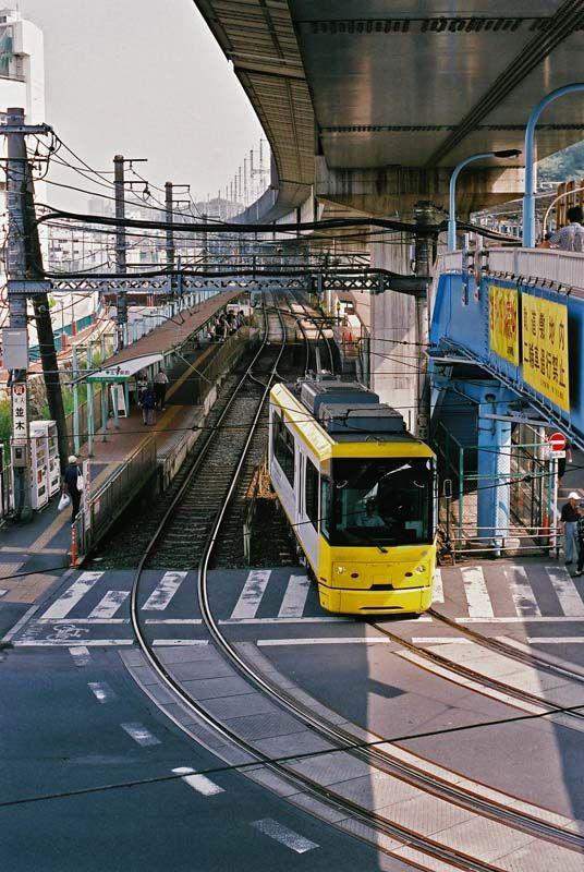 TOKYO Tram (Arakawa line)