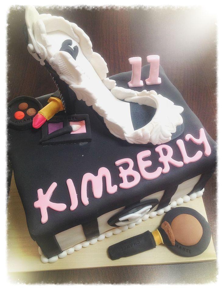 Shoe cake/ schoendoos taart
