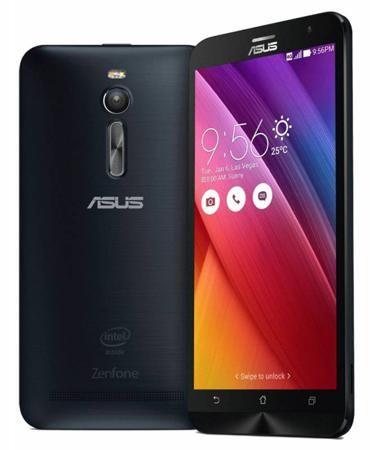 ASUS Zenfone 2 ZE551ML 32Gb черный  — 19590 руб. —