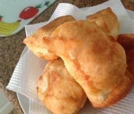 Recipe Vetkoek (fat cakes) by Shazzad - Recipe of category Breads & rolls