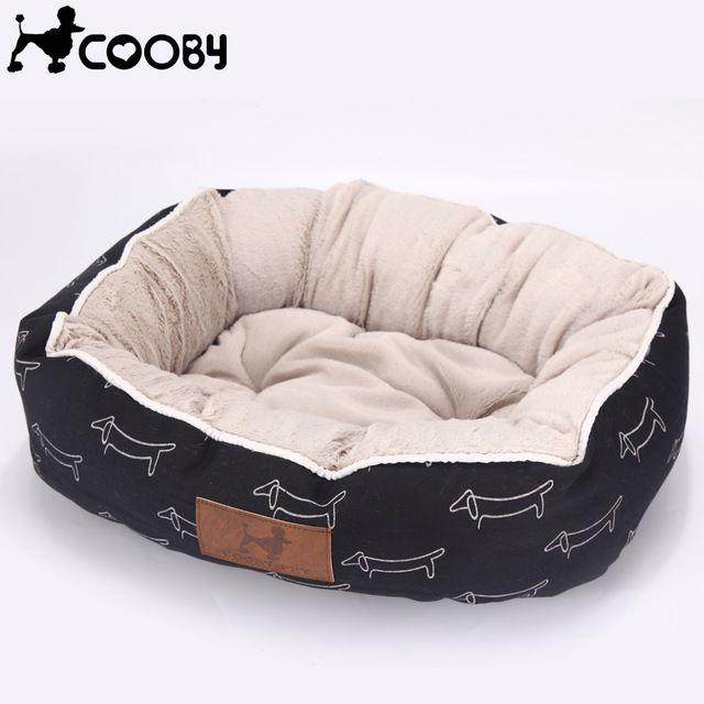 [COOBY] productos para cachorros de mascotas cama del animal doméstico para los animales perro camas para perros grandes gato de casa de perro cama mat sofá gato suministros py0103