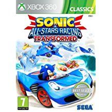 Sonic and All Stars Racing Transformed: Classics (Xbox 360) by SEGA