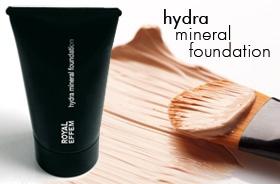 fondo tinta minerale idratante non contiene allergeni