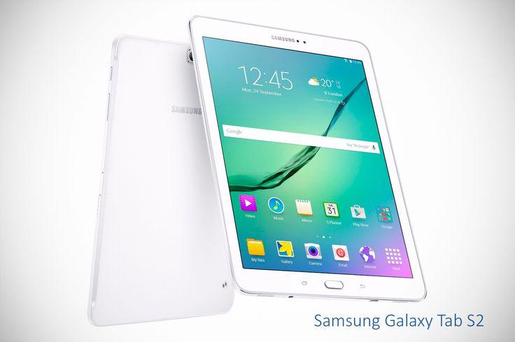 Galaxy Tab S2 is onderweg | Overhoff Telecom & ICT