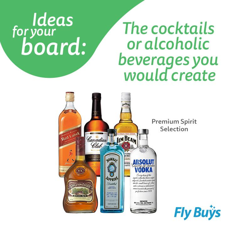 Spirit Selection #530pts #flybuysnz
