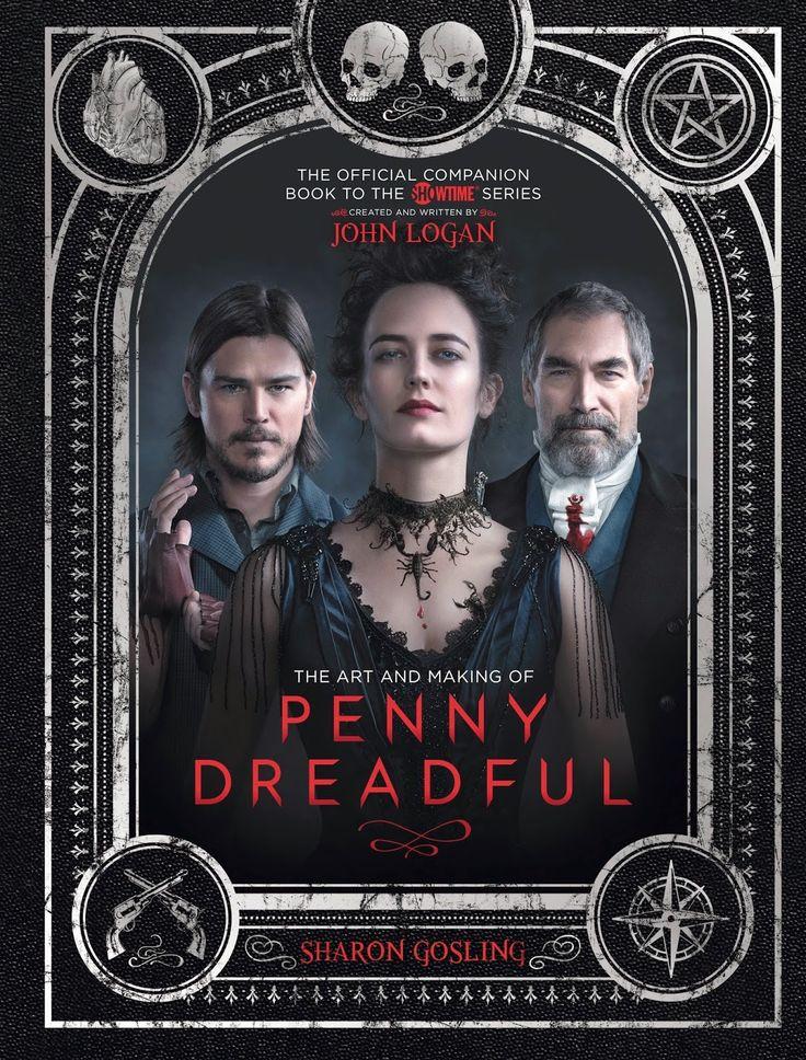 HABLANDO EN SERIE: Penny Dreadful. Horror Gótico en el Londres de Jack el Destripador - 45600mgzn