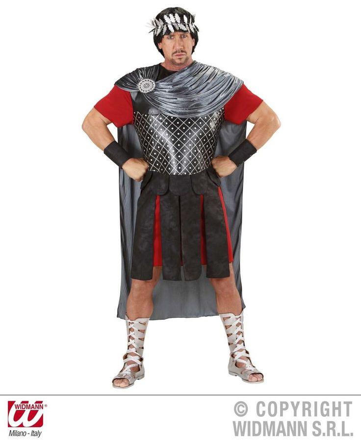 WIDMANN Costume Imperatore Romano centurione Giulio Cesare carnevale mod. 8931_