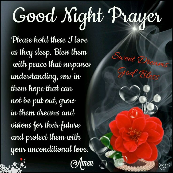 My prayer for you tonight my beloved friend! God bless you M. Ly