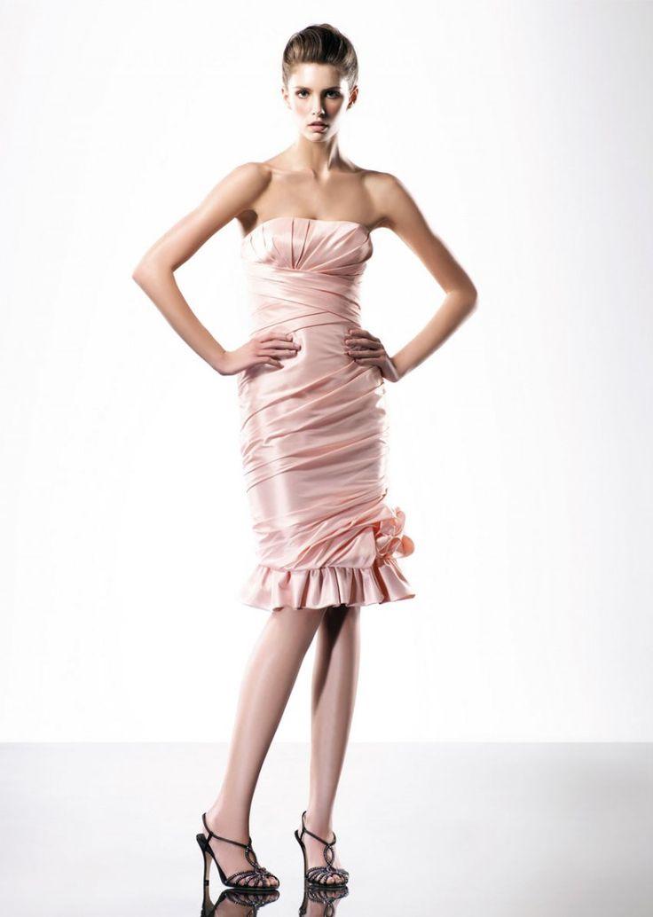 Lovely Knee Length Cocktail Dresses