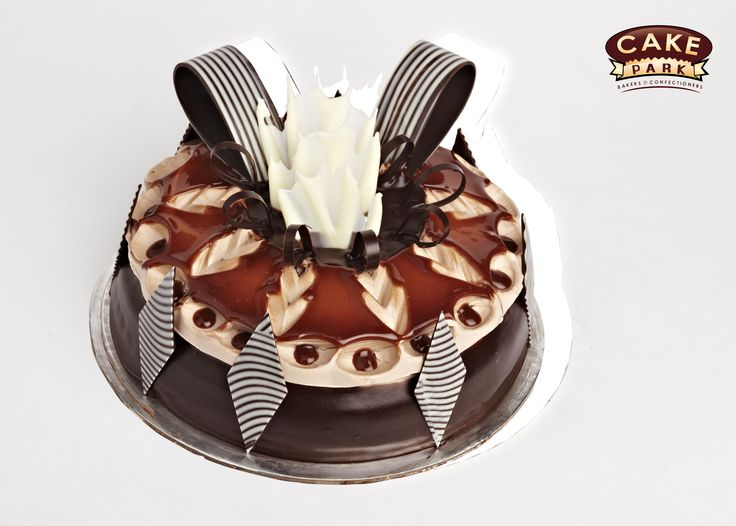 Moist, delicious chocolate cake for any celebration. Chocolate cake with all kind of shapes and designs to your choice. ‪#‎Blackforestcake‬ ‪#‎Exoticcakes‬ ‪#‎Photocakes‬ ‪#‎Birthdaycakes‬ Visit us: www.cakepark.net Call us: 044-45535532