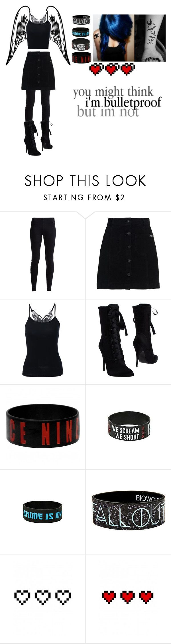 """""""More attempts with outfit sets"""" by requiem-of-kingdom-hearts ❤ liked on Polyvore featuring NIKE, Superdry, Balmain and Retrò"""
