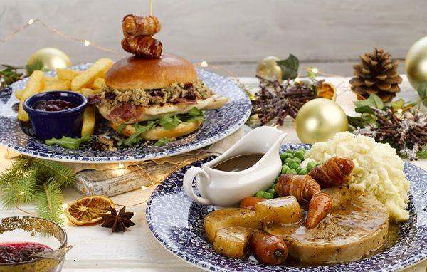 Christmas Meals At Wetherspoon - J D Wetherspoon