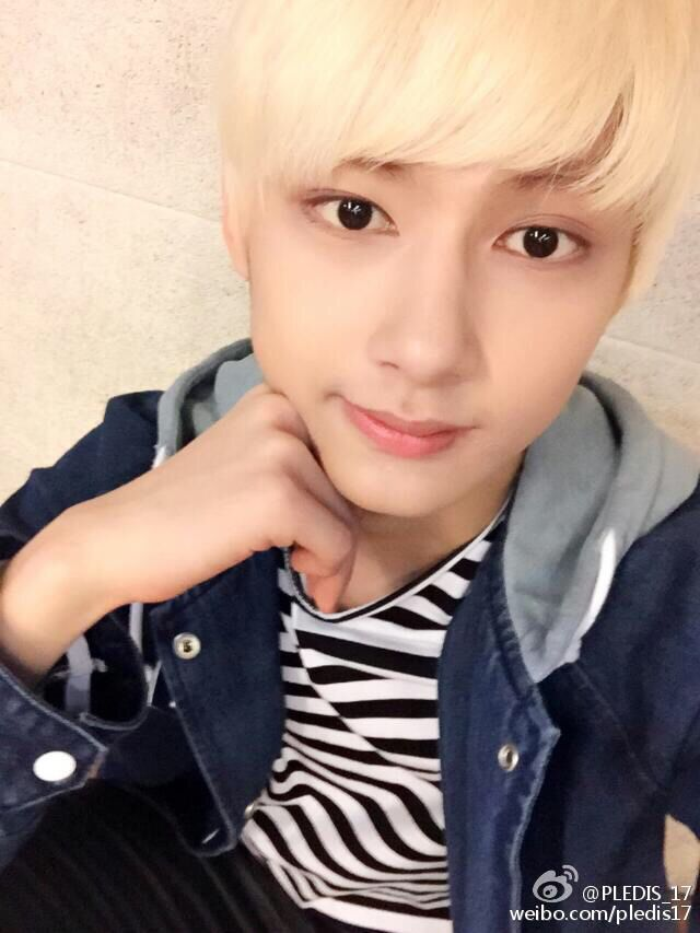 Seventeen Weibo Update Jun Seventeen Pinterest