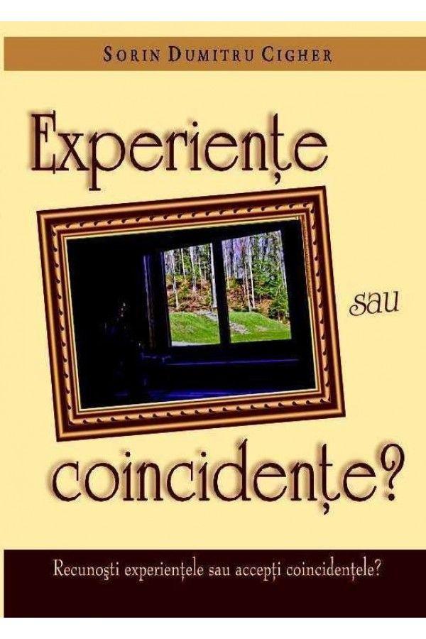 Experiente sau coincidente?